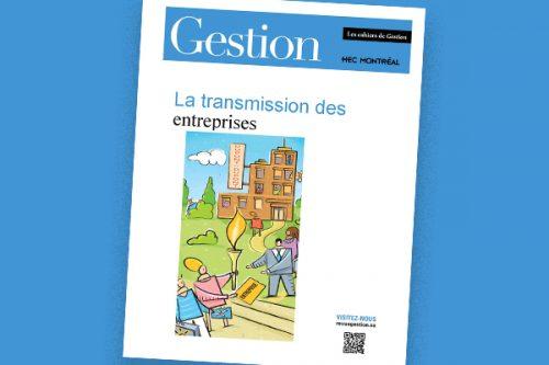 La transmission des entreprises
