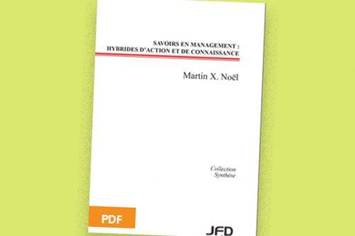 Savoirs en management hybride d'action et de connaissance