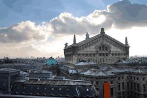 L'opéra national de Paris et Gerard Mortier