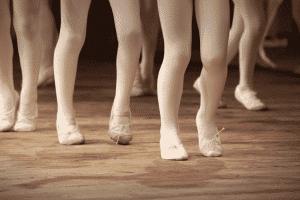 Martine Époque dame de danse