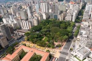 Mouvement Nossa São Paulo:se réapproprier l'espace social et politique