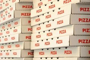 Prise de commandes chez Pizza Volant : De la pizza chez vous