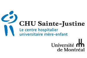 logo CHU-Ste-Justine