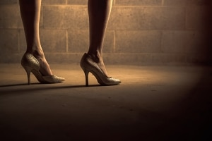 Cinderella Seeks a Market for her Shoes