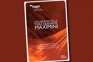 Utilisation de la toile glissante Maximini (DVD)