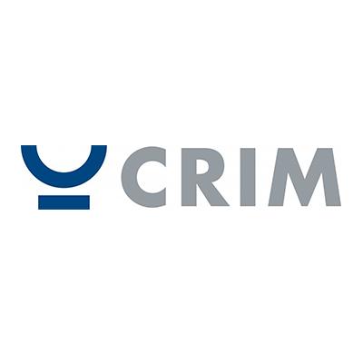 CRIM – Centre de recherche informatique de Montréal