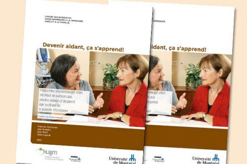 Trousse de formation « Devenir aidant ça s'apprend » (PDF)