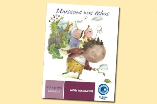 Mon magazine 2010-2011 : la biodiversité