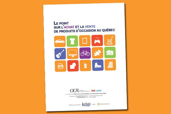 Le point sur l'achat et la vente de produits d'occasion au Québec