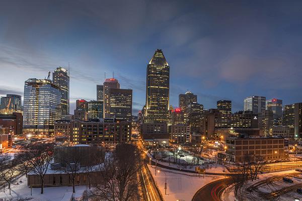MONTRÉAL EN LUMIÈRE : un festival qui fait briller la métropole… en hiver!