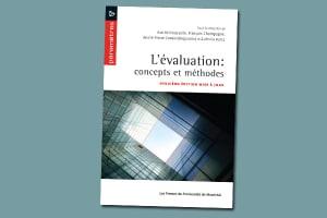 L'évaluation : concepts et méthodes 2e édition
