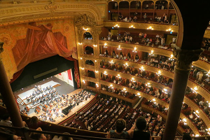 Tony Hall and the Royal Opera House