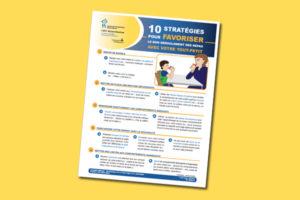 10 stratégies pour favoriser le bon déroulement des repas avec votre tout-petit