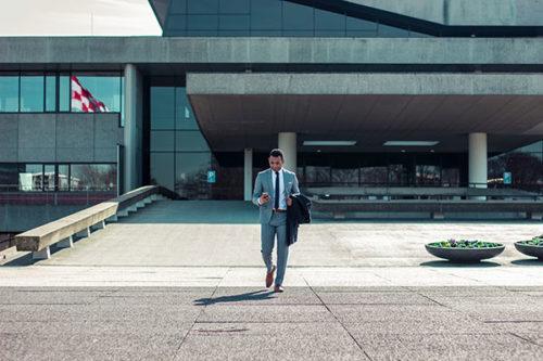 La construction d'une carrière: le cas de Fadi