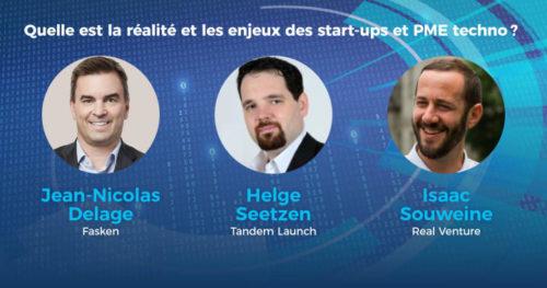 Quels sont la réalité et les enjeux des start-ups et PME technos?