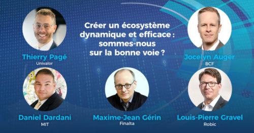 Comment créer un écosystème dynamique et efficace : sommes-nous sur la bonne voie?