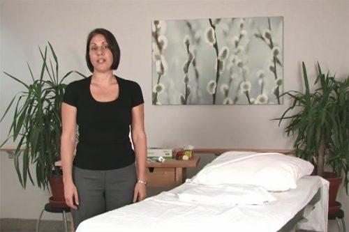 Examen gynécologique en rééducation périnéale