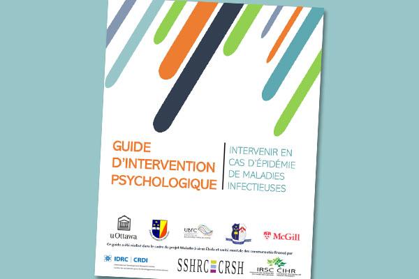 Guide d'intervention psychologique : Intervenir en cas d'épidémie de maladies infectieuses