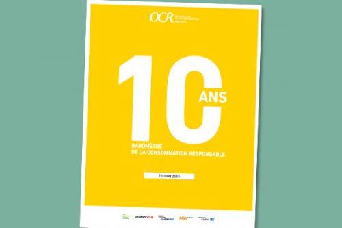 Baromètre de la consommation responsable - Édition 2019