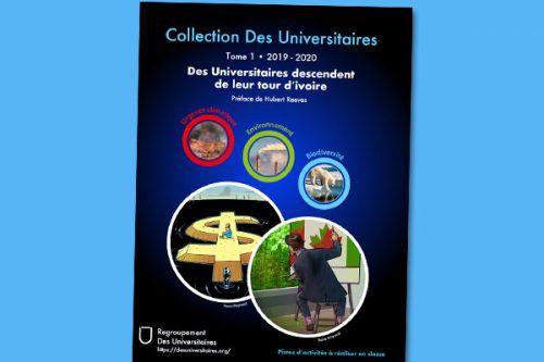 Des Universitaires descendent de leur tour d'ivoire (Collection Des Universitaires)climatiques